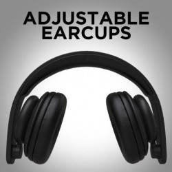 boAt Rockerz 450 Bluetooth Headset (Luscious Black, Wireless over the head) at Rs.1499 @ Flipkart