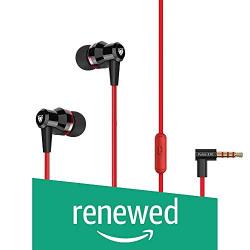 (Renewed) Ant Audio Pulse 320 HiFi Stereo Earphone with Mic