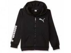 Puma Boys Hooded Sweatshirt
