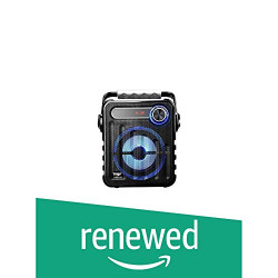 (Renewed) Zebronics Buddy Portable Speaker with Blutooth (Black)