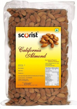 Scorist California 1kg Almonds(1 kg)