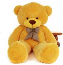 TedsTree 3 feet brown teddy bear / anniversary gift teddy bear / hug able teddy bear  - 88.1 cm(Brown)
