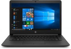 HP 14q APU Dual Core A6 - (4 GB/256 GB SSD/Windows 10 Home) 14q-cy0004AU Thin and Light Laptop(14 inch, Jet Black, 1.47 kg)