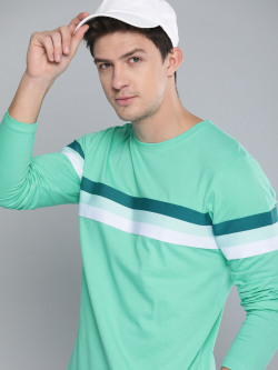 Men's TShirt Upto 75% off by Red Tape, H&M, WRONG etc Under Rs.799