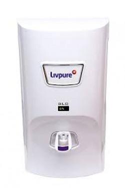 Livpure Vibe 7L RO + UF + Mineraliser Water Purifier (White)