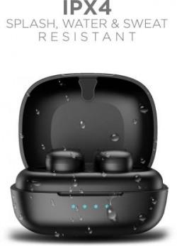 boAt Airdopes 200 True Wireless Bluetooth Headset  (Active Black, True Wireless)