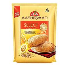 Aashirvaad Select Atta, 1kg