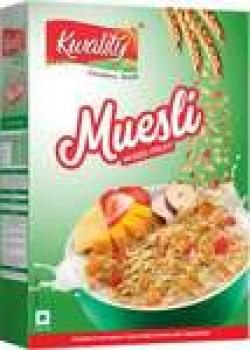 Kwality Muesli Mixed Fruit (400 g, Box)