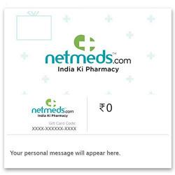 Flat 10% off at checkout  Netmeds - Digital Voucher