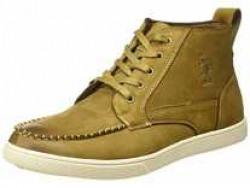 US Polo Association Men's Rorry Camel Boots-8 UK/India (42 EU) (2531822732) Rs. 1380 - Amazon