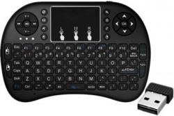 Boom 2.4G Mini Wired USB Multi-device Keyboard(Black)