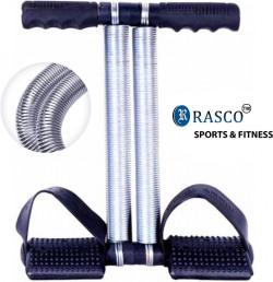 RASCO BLACK STEEL DOUBLE TUMMY TRIMMER FOR MEN Ab Exerciser (Multicolor) at Rs. 292 @ Flipkart