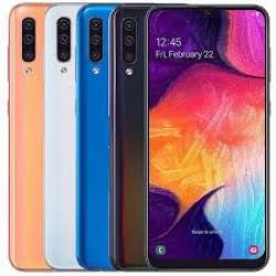 Samsung Galaxy A50 64 GB (Blue) 6 GB RAM, Dual SIM 4G