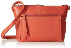 Isle Locada by Hidesign Women's Sling Bag (Orange)