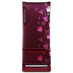 Godrej 225 L 3 Star ( 2019 ) Direct-Cool Single Door Refrigerator (RD EDUO 240 TDF 3.2 MGC WIN, Magic Wine)