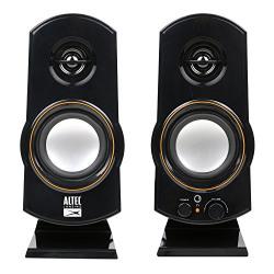 Altec Lansing Zine AL-SND24V2 USB PC Speakers (Black)
