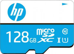 HP U1 128 GB MicroSDXC Class 10 10 MB/s Memory Card