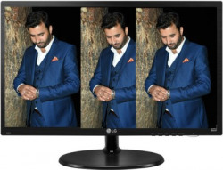 LG 18.5 inch HD LED Backlit Monitor (19M38HB -BB.BTRFMVL)(HDMI, VGA)