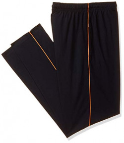 Fort Collins Men's Relaxed Fit Casual Trousers (FC11159_Navy_26W x 29L)