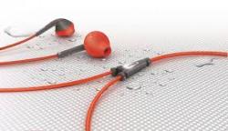 Philips Shq1200 In Ear Wired Earphones Red