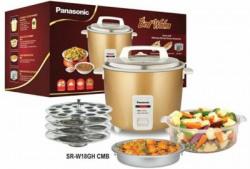 Panasonic SR-W18GH CMB Food Steamer, Rice Cooker(4.4 L, Lemon)