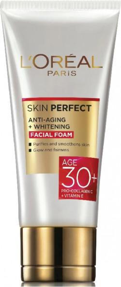 Loreal paris skin perfect 30+ facial foam (50g)