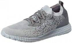 Apply Coupon] Amazon Brand - Symactive Men's L.Grey/M.Grey Walking Shoes- 6 UK (40