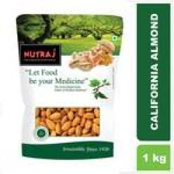 Nutraj California Almonds 1 kg 39% OFF