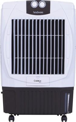 Hindware Calisto 50 L Desert Air Cooler(White, Brown, CALISTO 50-A)