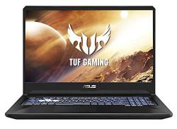 ASUS TUF Gaming FX705DT-AU092T 17.3  FHD Laptop GTX 1650 4GB Graphics (Ryzen 5-3550H/8GB RAM/512GB NVMe SSD/Windows 10/2.70 kg), Stealth Black
