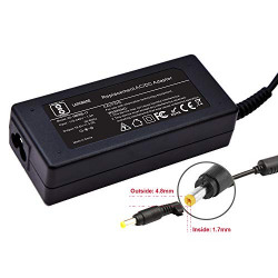 LAPGRADE 18.5V 3.5A Adapter Charger for HP Compaq Armada, EVO, Presario, Business Notebook Series (Without Power Cable)