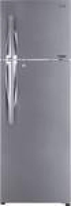 LG 360L Inverter 2 Star 2020 FF Double Door Convertible Refrigerator (Shiny Steel, GL-T402LPZU)