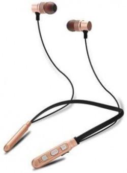 fiado 01 high bass hd sound neckband memory card drive Bluetooth Headset(Multicolor, Wireless in the ear)