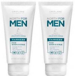 Oriflame Sweden 2 MEN FACEWASH Face Wash(300 ml)