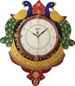 Ajanta Analog Wall Clocks upto 83% off starting @ 502