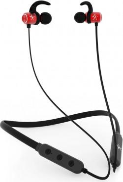 Flipkart SmartBuy BassMoverz Bluetooth Headset (Black, Red, Wireless in the ear) at Rs.999 @ Flipkart