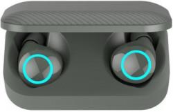 fiado tws VUTO EarPods high bass wireless Bluetooth Headset(Black, True Wireless)