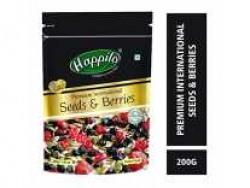 Happilo Premium International Seeds & Berries 200g Rs.285 @ Amazon