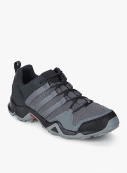 ADIDAS Running Shoes For Men(Grey)