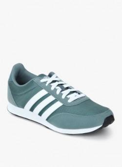 ADIDAS Walking Shoes For Men(Green)
