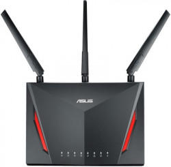 Asus RT-AC86U 3000 Mbps Router(Black, Dual Band)