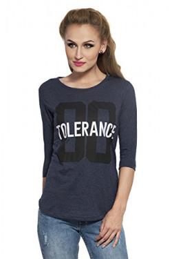 Alan Jones Clothing Women'S T-Shirt (Wm-Tolrnce-L_Grey_Large)