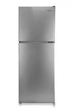Croma 263L Inverter 3 Star (2019) Frost Free Double Door Refrigerator (Silver, CRAR2522)