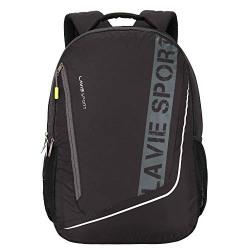 Lavie Sport 34 Ltrs Black Laptop Backpack (BDEI930019N4)