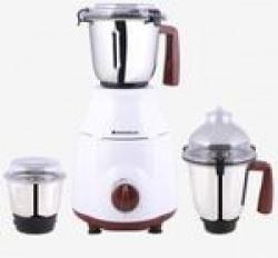 Wonderchef Amalfi 800W 3 Jars Mixer Grinder (White) 44%
