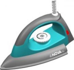 Nova Plus 1100 w Amaze NI 10 1100 W Dry Iron (Grey & Turquoise)