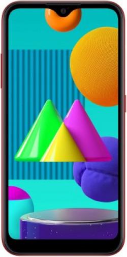 [Live @ 12 PM] Samsung Galaxy M01 (Red, 32 GB)(3 GB RAM)