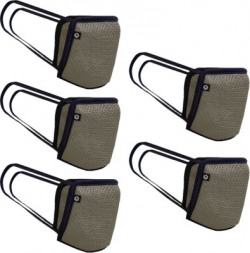 Fort Collins 118(Grey, free size, Pack of 5)