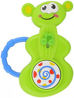 Toy House Cartoon Guitar with Music and Lights