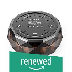 (Renewed) FD W3 Wireless Portable Bluetooth Speaker (Black)